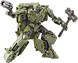 Transformers Studio Series 26 Deluxe Class The Last Knight WII Bumblebee Action Figure