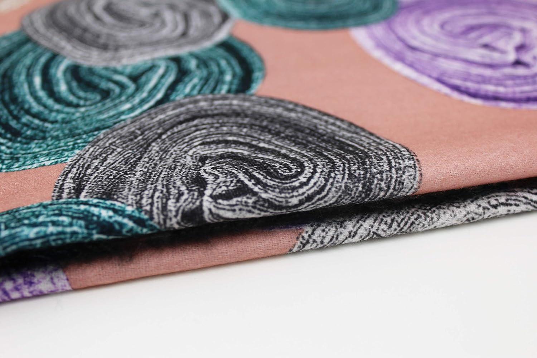 Longwu Donne Sciarpa invernale 100/% cashmere scialle di pashmina avvolge morbide sciarpe calde per le