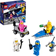 LEGO THE LEGO MOVIE 2 Benny's Space Squad 70841 Building Kit, Kids Playset with Space Toys and...