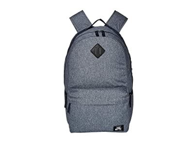 Nike SB Icon All Over Print Backpack (Black/Black/Mountain Blue) Backpack Bags