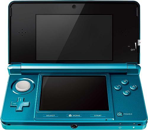 Console Nintendo 3DS - bleu lagon [import anglais]