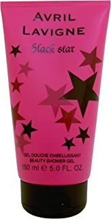 Avril Lavigne Black Star Shower Gel 150ml by Unknown by Unknown
