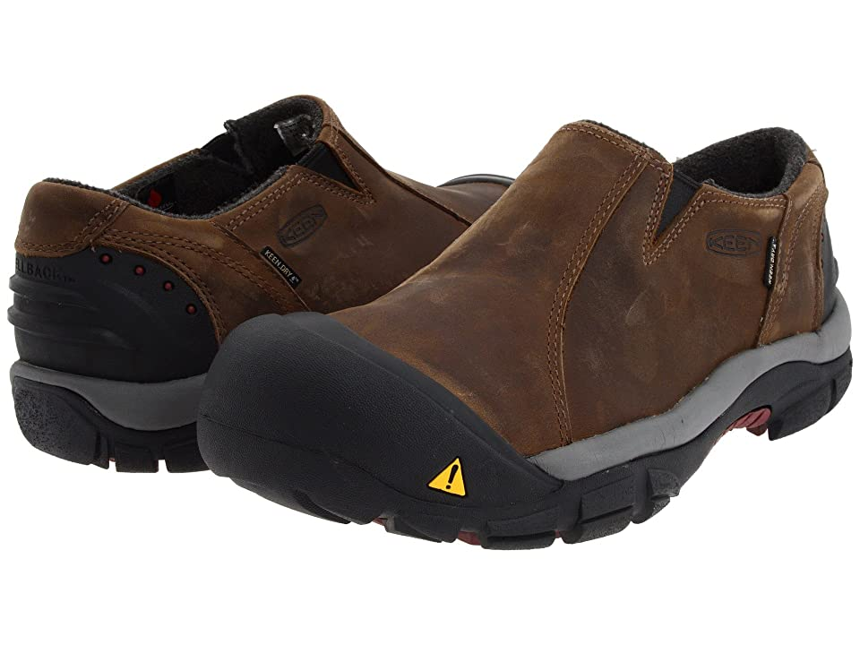 Keen Brixen Lo (Slate Black/Madder Brown) Men