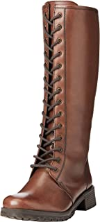 Joe Browns Women's Class Act Leather Lace Up Boots Fashion