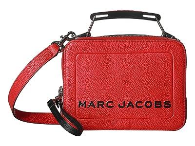 Marc Jacobs The Box 20 (Geranium) Handbags