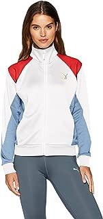 puma retro women's track jacket