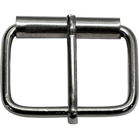 10 Stücke Gürtelschnallen Triglide Metallschnalle Gurtband Rollschnalle 25mm