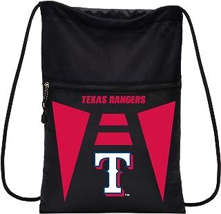 "MLB Texas Rangers ""Teamtech"" Backsack""Teamtech"" Backsack, Black, 20 x 15"