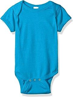 Clementine Baby Girls' Vintage Fine Jersey Bodysuit Onesie