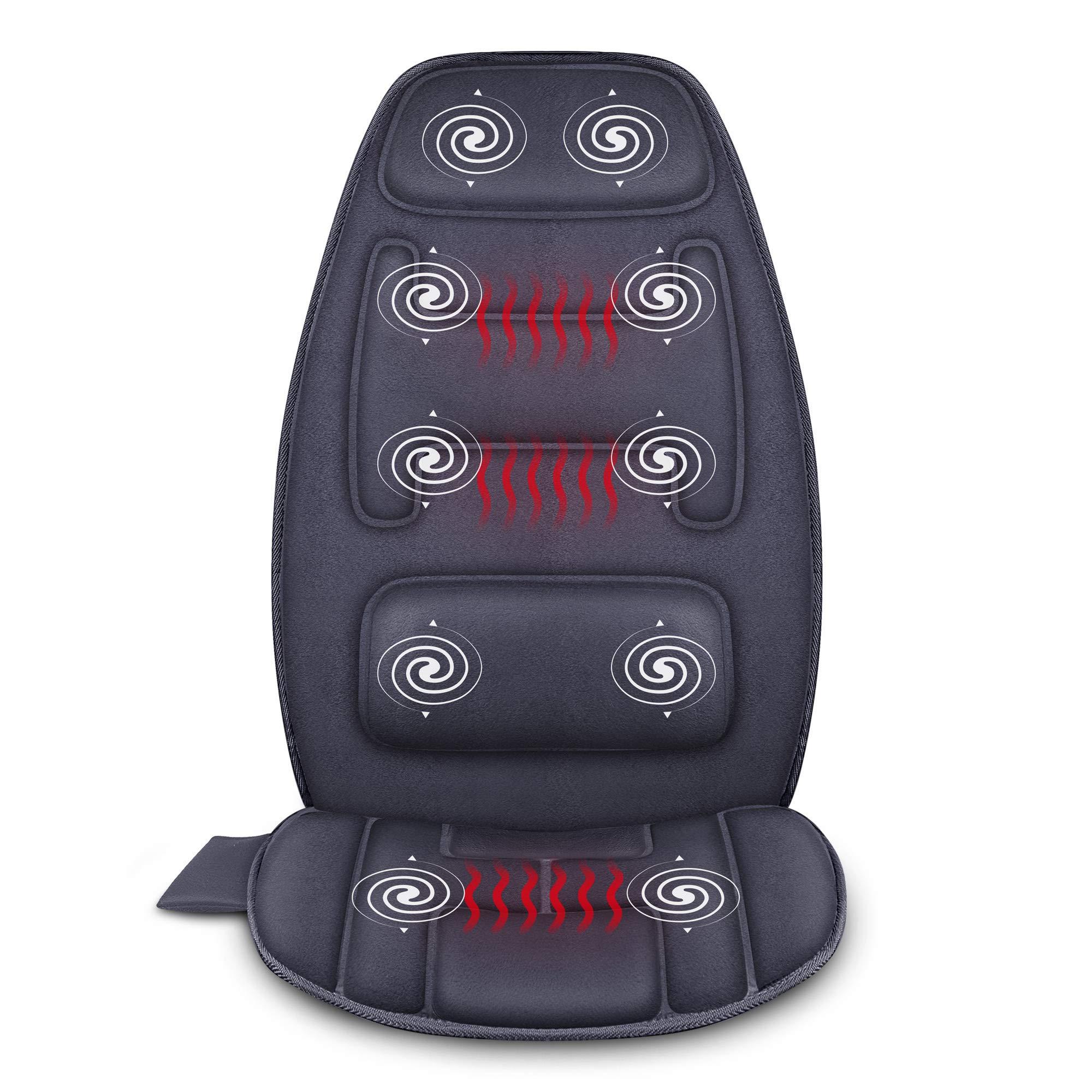 Snailax Massage Seat Cushion Heat