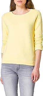 Tom Tailor Denim 1021114 Structure dames sweater