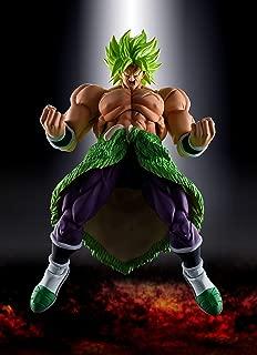 Tamashii Nations Bandai S.H. Figuarts Super Saiyan Broly Full Power Dragon Ball Super: Broly Action Figure