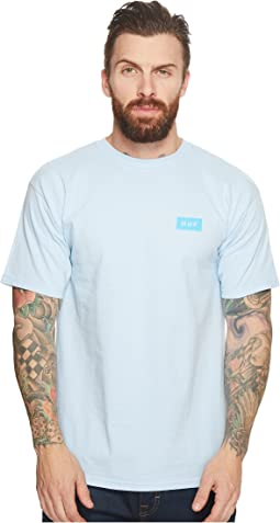 HUF - Bar Logo Flock Tee