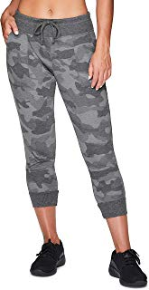 RBX Active Women's Camo Print Jogger Sweatpants