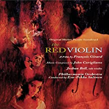 the red violin music
