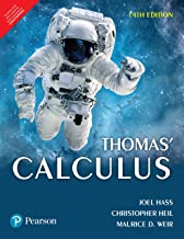 Thomas' Calculus   Fortheenth Edition   By Pearson