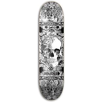 ztuntz skateboards KPD Faded Youth Park 7.50 x 31-14 WB Skateboard Deck Purple//Black//Bone