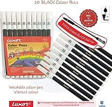 10 x 8B Grade Black Matt 1111 Drawing Sketching Artist Pencils FABER CASTELL