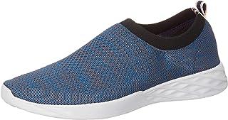 Bourge Men's Moda-5 Slip-On Shoes