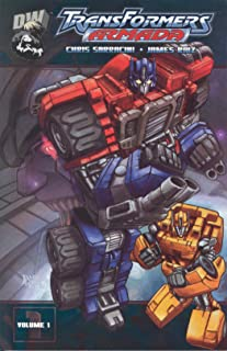 Transformers Armada Volume 1: First Contact (Transformers Volume 1)