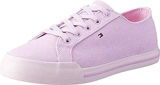TOMMY HILFIGER Kadın Pastel Tommy Essential Sneaker Spor Ayakkabı
