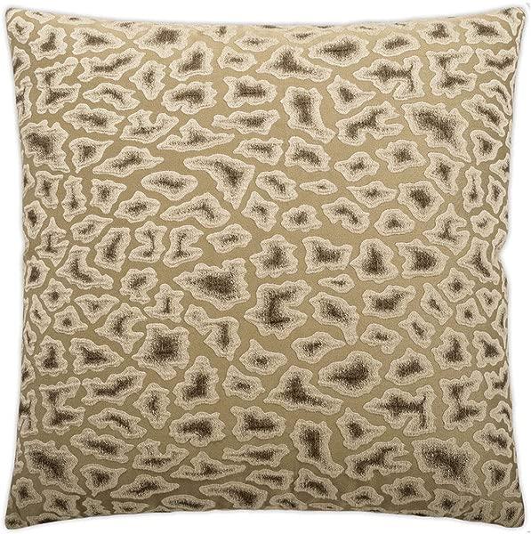 D V KAP Cabenet Oyster Set Of 2 Decorative Pillows
