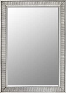 Fantasy Mirror Square Plastic Frame Mirror - Red