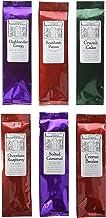 La Crema Coffee Gourmet Flavored Coffee 6 Piece Sampler Pack