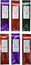 La Crema Coffee Gourmet Flavored Coffee 6 Piece Sampler Pack