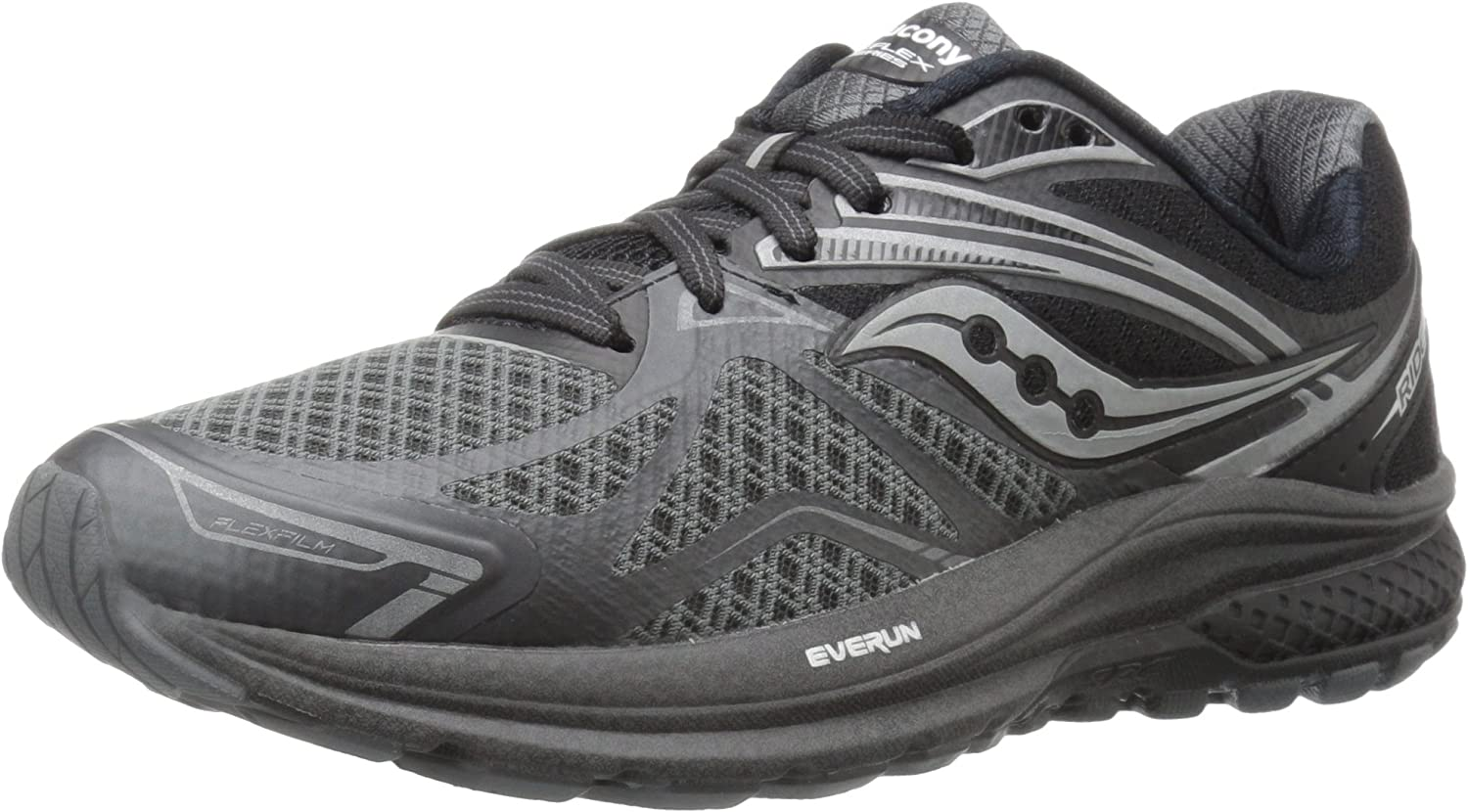 Saucony Womens Ride 9 Reflex-w Running shoes