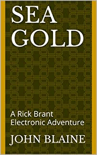Sea Gold: A Rick Brant Electronic Adventure