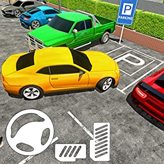 Pro Car Parking Challenge : Modern Car Parking Game Exciting Driving Mission Simulator 3D Game