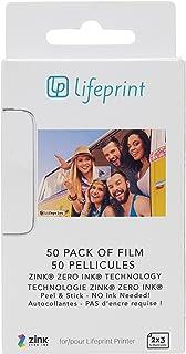 Lifeprint 50-er Packung Film für den Lifeprint Augmented Re
