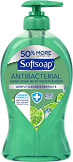 Softsoap Liquid Hand Soap Pump, Antibacterial Fresh Citrus, 11.25 Ounce
