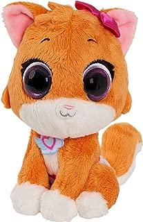 Disney Jr T.O.T.S. Bean Plush - Mia The Kitten