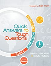 Best bible answers to tough questions Reviews
