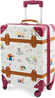 Disney Animators' Collection Rolling Luggage Multi