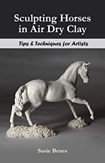 Sculpting Horses in Air Dry Clay: Tips & Techniques for Artists