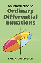 An Introduction to Ordinary Differential Equations (Dover Books on Mathematics)