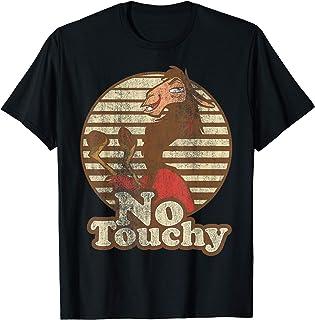 Disney Emperor's New Groove Kuzco Llama No Touchy T-Shirt T-Shirt