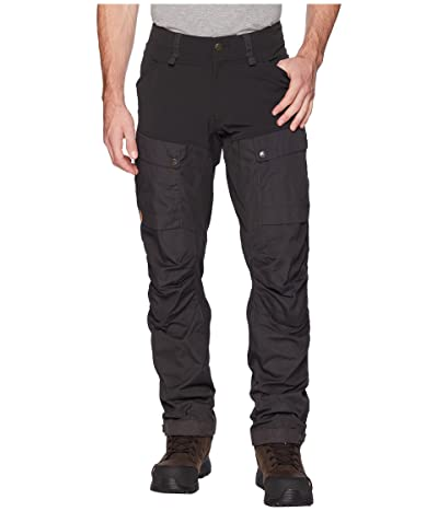 Fjallraven Keb Trousers (Black) Men