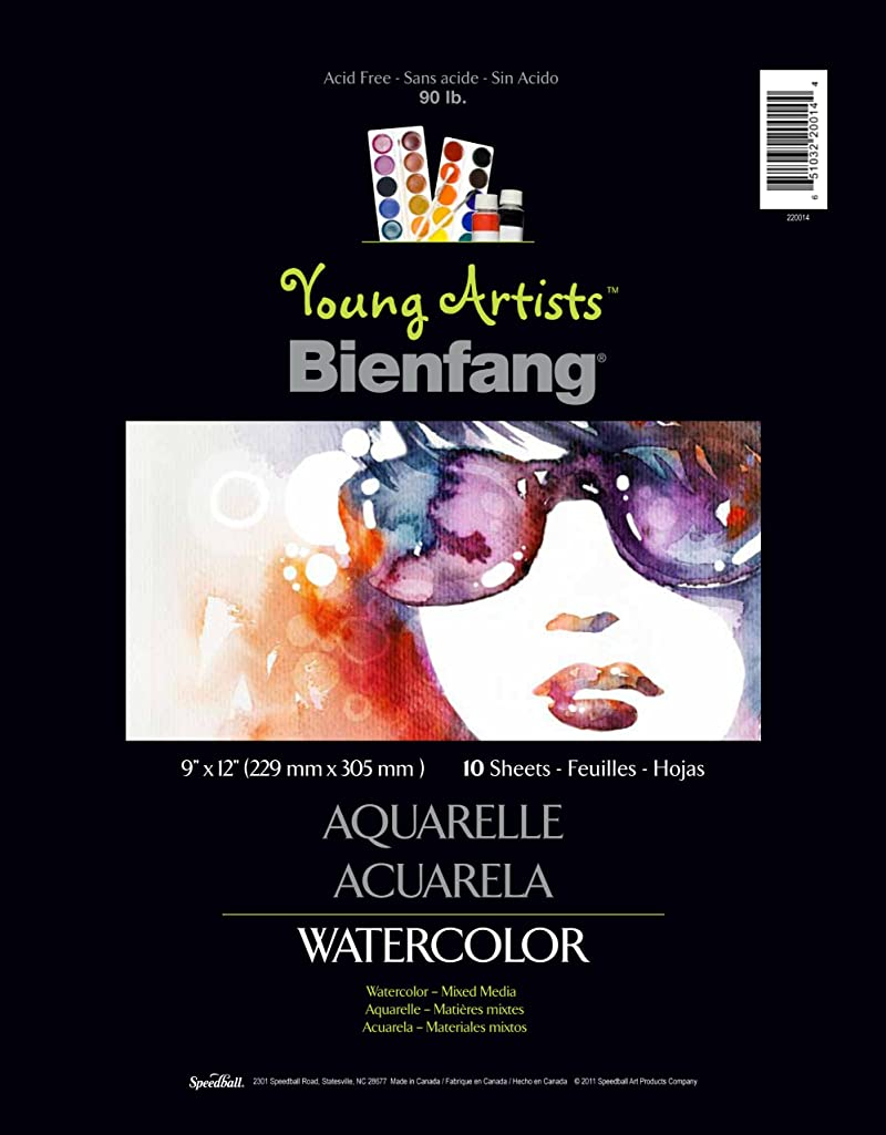 Bienfang Young Artists Watercolor Pad