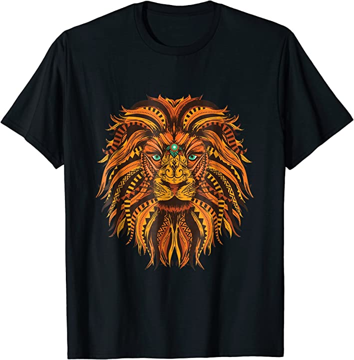 Lion Spirit T Shirt