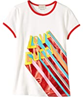 Gucci Kids - Love T-Shirt (Little Kids/Big Kids)
