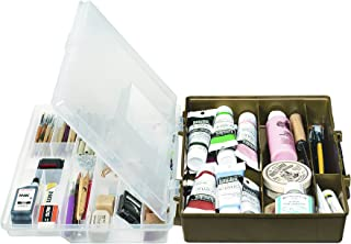 White ArtBin 6901AB Cone Thread Tray Fоur Paсk Super Satchel System Accessory Sewing /& Embroidery Serger Cone Thread Spool Assortment Organizer Up to 50 Spool Capacity