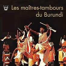 Master Drummers Of Burund