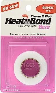 "Heat'n Bond Hem Iron-On Adhesive - Super-.75""X4yd"
