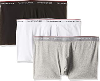 Tommy Hilfiger Men's 3P Trunk Boxer Shorts