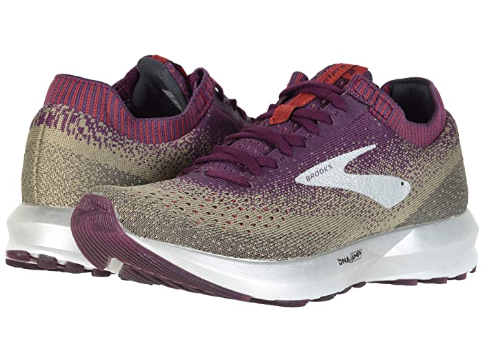 Brooks  Levitate 2 (Cashmere/Bloom/Silver) Womens Running Shoes