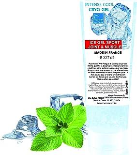 Intense Cool Gel Frío Intenso gel para dolor Muscular Piernas Cansadas Articulaciones Circulación 227ml
